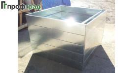 Ящик для компоста  1,25х1,25 высота 880мм