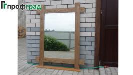Зеркало для сада и дачи
